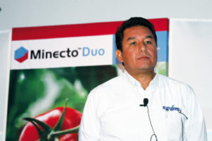 Ing. Francisco Palacio, Marketing Cultivos Protegidos Syngenta México